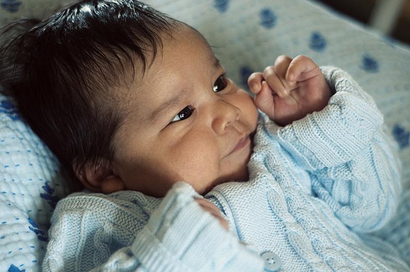 dayton baby photography