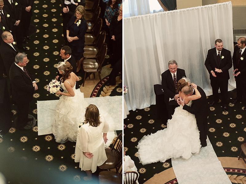 dayton courthouse wedding ceremony