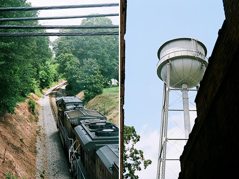 train in waxhaw