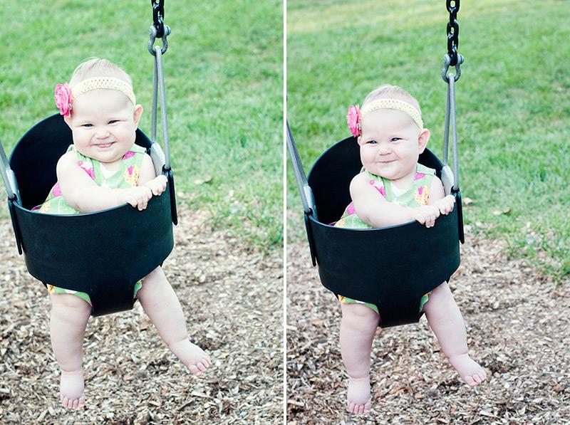 dayton lifestyle baby photography
