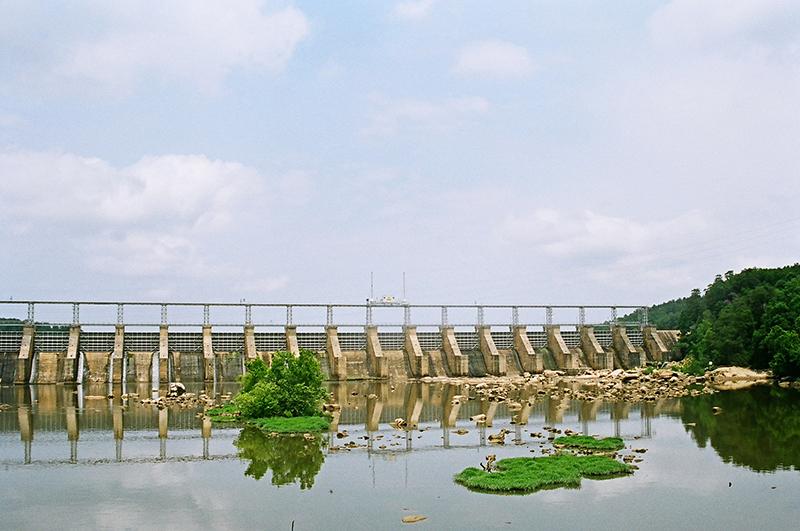 dam in south carolina