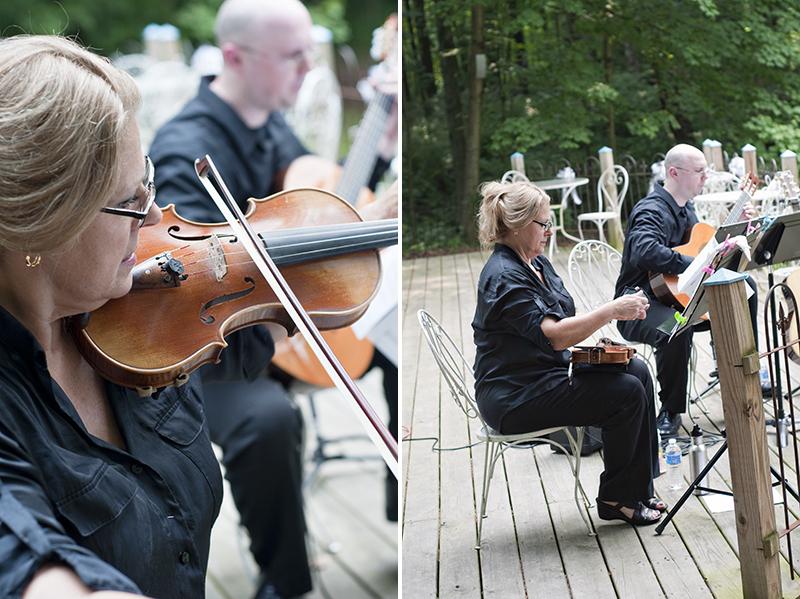 viva la strings dayton wedding musicians