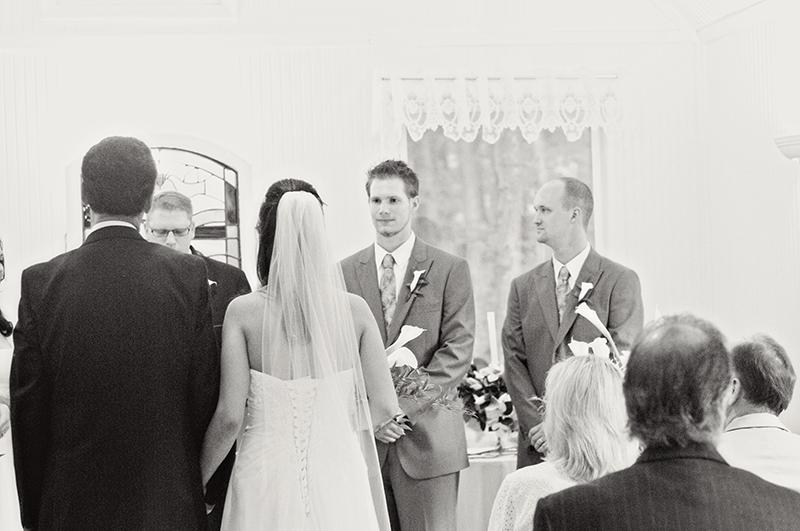 dayton wedding ceremony
