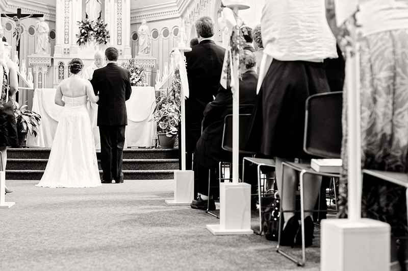 university of dayton chapel wedding