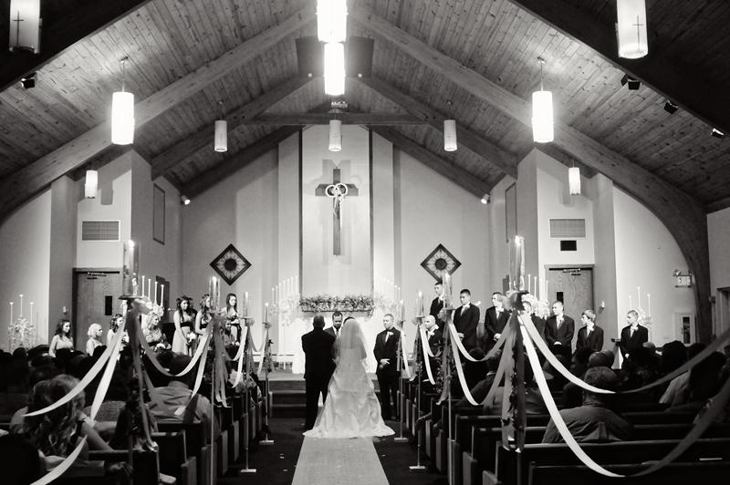 church wedding in dayton ohio