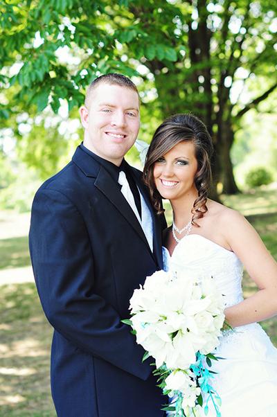 cox arboretum wedding photography