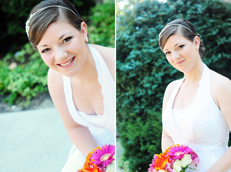 dayton bridal photography