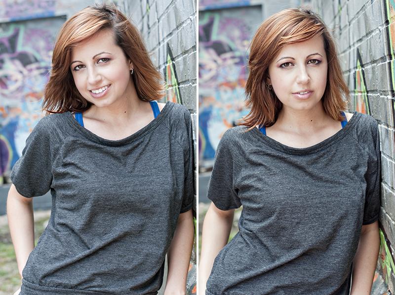 dayton actress headshot photographer