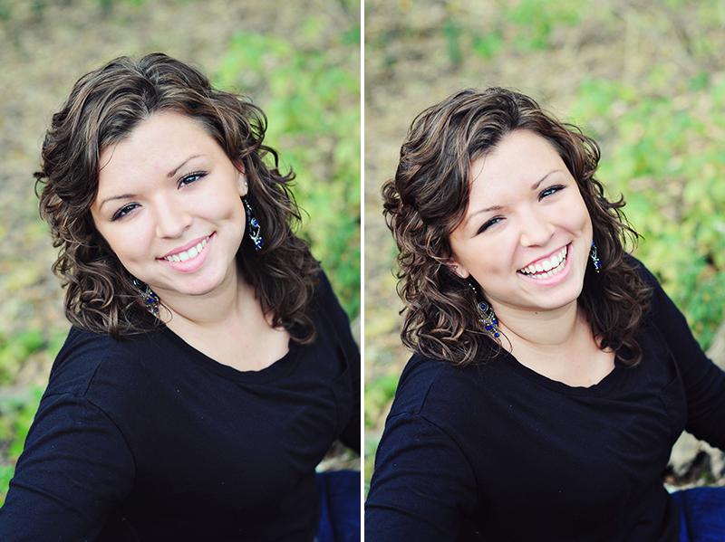 beautiful dayton senior photography