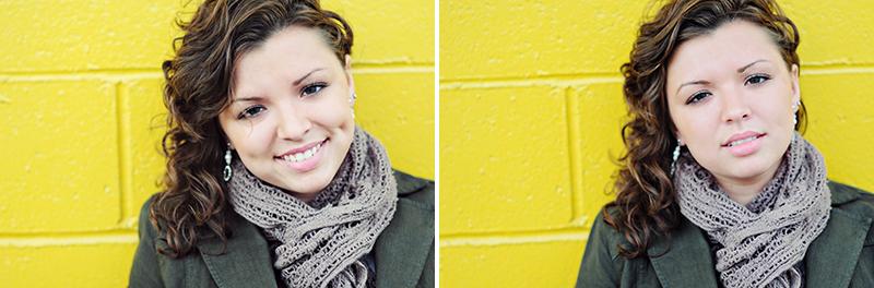 downtown dayton senior portraits